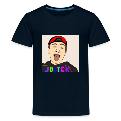 JustCk self drawn by Dazadingo - Kids' Premium T-Shirt