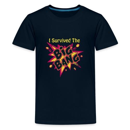 BIG BANG - Kids' Premium T-Shirt