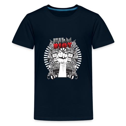 Film Riot - Kids' Premium T-Shirt
