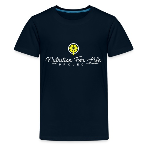 Nutrition For Life Project - Kids' Premium T-Shirt