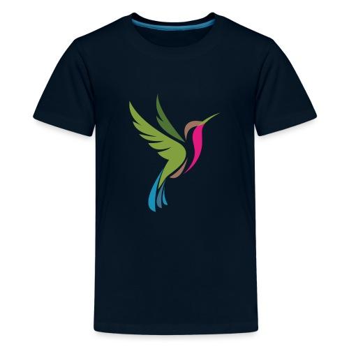 Hummingbird Spot Logo Products - Kids' Premium T-Shirt