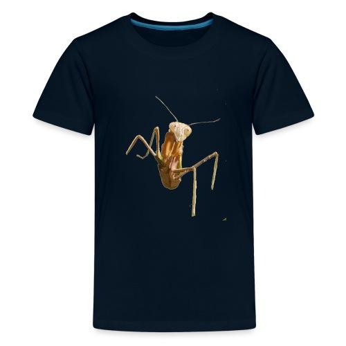 praying mantis - Kids' Premium T-Shirt
