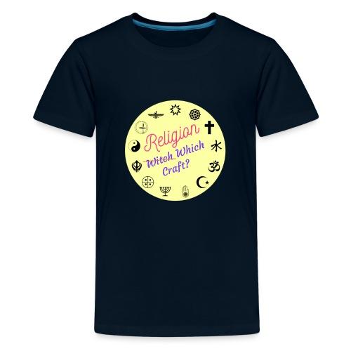 Religion which craft? - Kids' Premium T-Shirt