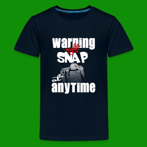 Might Snap Photography - Kids' Premium T-Shirt