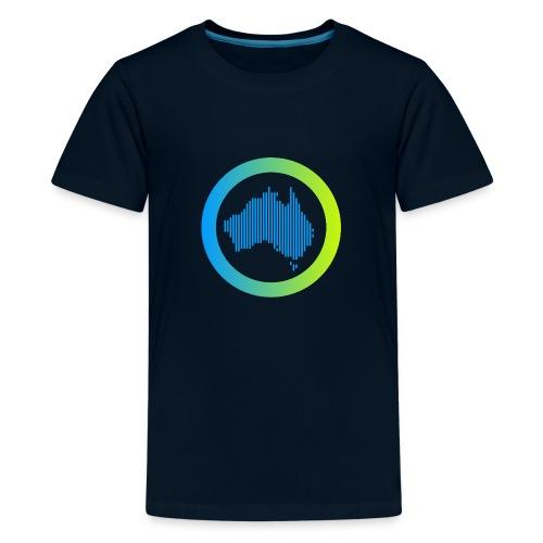 Gradient Symbol Only - Kids' Premium T-Shirt