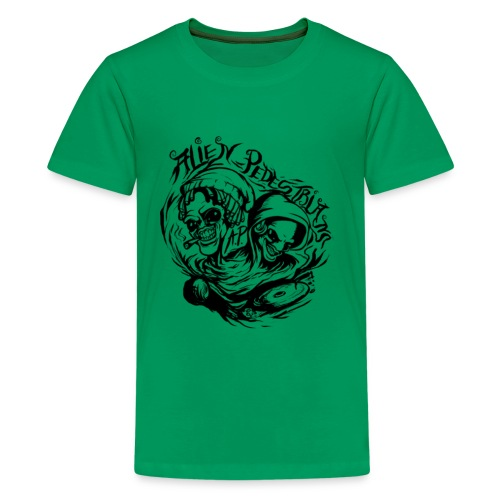 AP logo 003 - Kids' Premium T-Shirt
