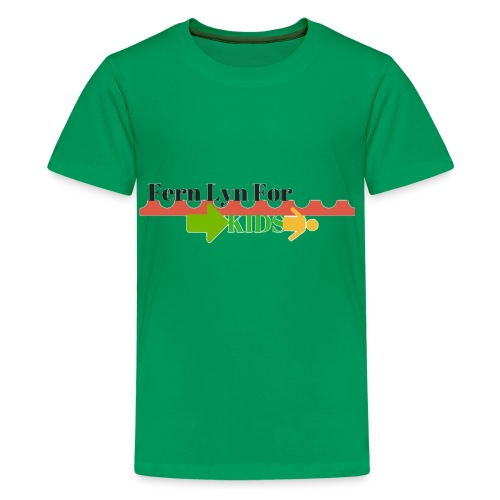 Fern Lyn For Kids - Kids' Premium T-Shirt