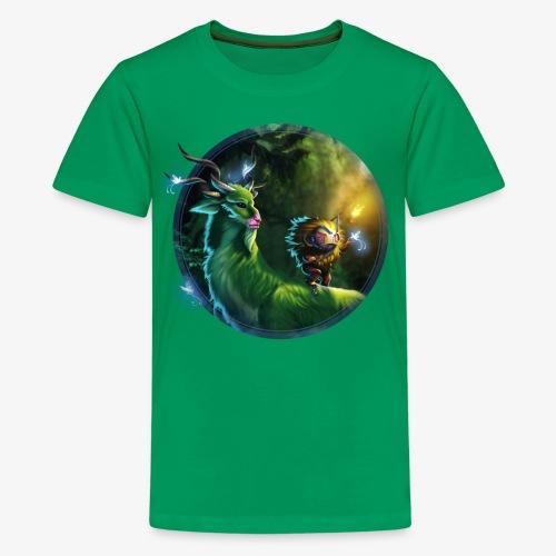 forest guardian - Kids' Premium T-Shirt