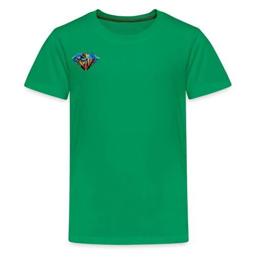 Messy Diamond - Kids' Premium T-Shirt
