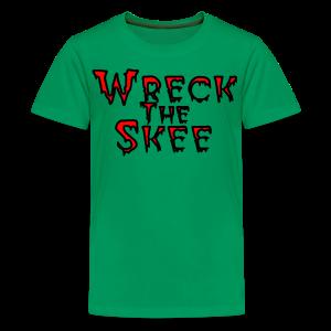 GitoxWreck The Skee - Kids' Premium T-Shirt