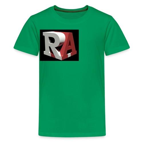 R&A LOGO - Kids' Premium T-Shirt