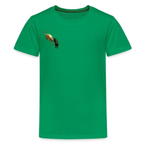 Kays & Dutchesses - Kids' Premium T-Shirt