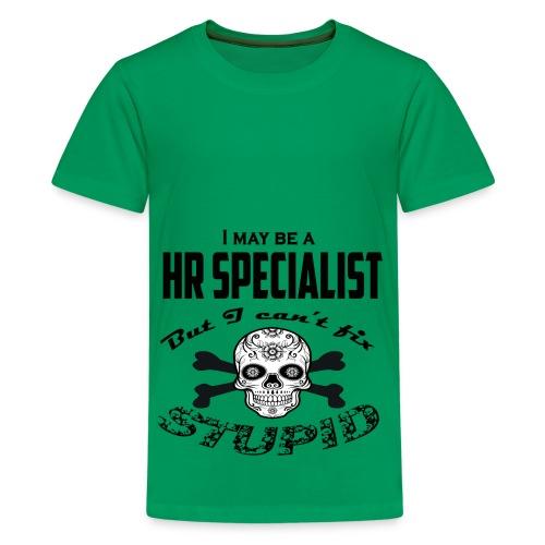 HR specialist - Kids' Premium T-Shirt