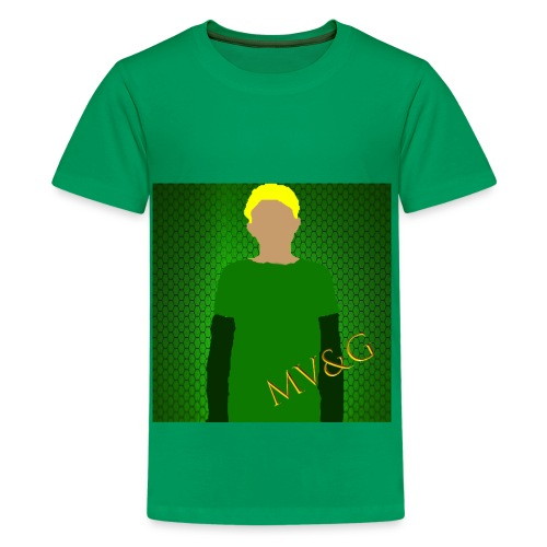 Martin Vlogs & Games - Kids' Premium T-Shirt