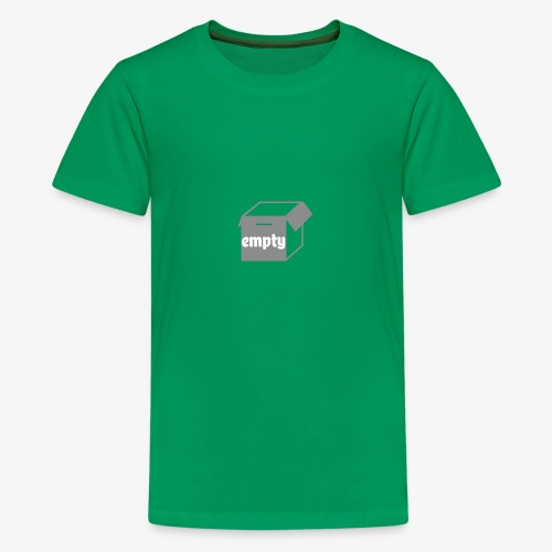 empty shop - Kids' Premium T-Shirt