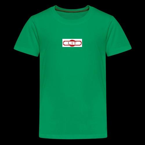 Its Lit - Kids' Premium T-Shirt