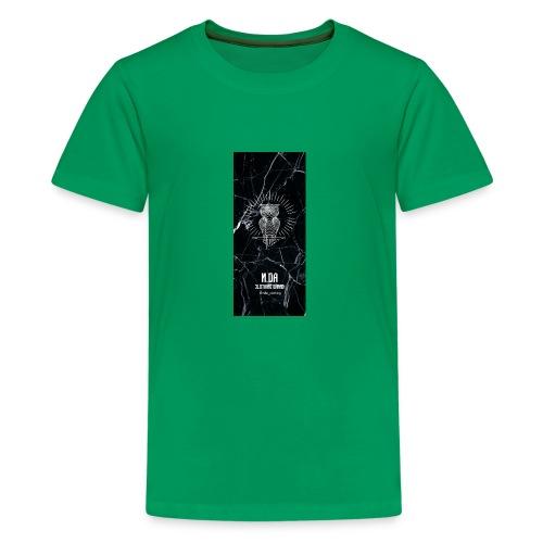 coque-BLAKKK - Kids' Premium T-Shirt
