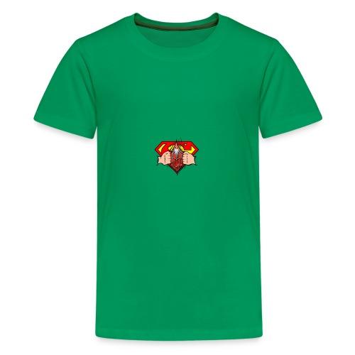 Spider shot - Kids' Premium T-Shirt