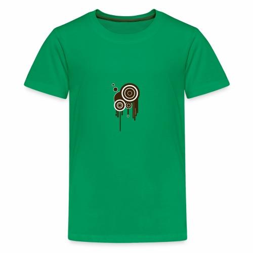 cool design element hi - Kids' Premium T-Shirt