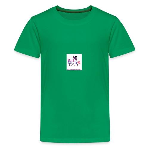 Black Women in Business - Kids' Premium T-Shirt