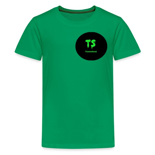 Tristan Snead Zombie Logo - Kids' Premium T-Shirt