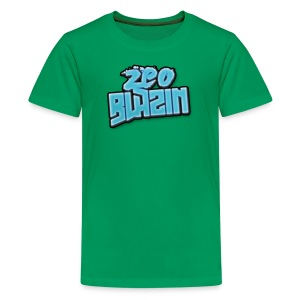 zeoblazin 2017 - Kids' Premium T-Shirt