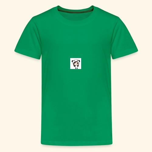 panda girl - Kids' Premium T-Shirt