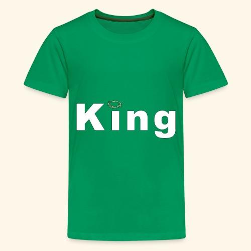 King of love - Kids' Premium T-Shirt