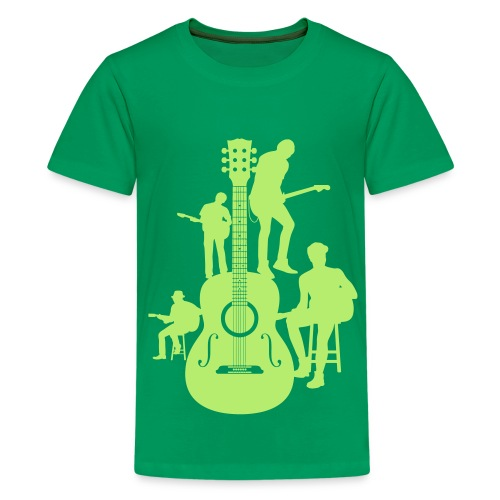 Musical5 - Kids' Premium T-Shirt