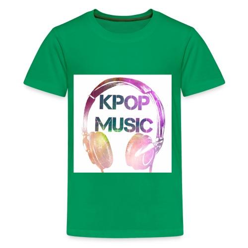 KPOP MUSIC - Kids' Premium T-Shirt