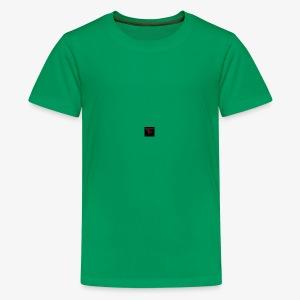 logo for youtuber heroderp66 - Kids' Premium T-Shirt