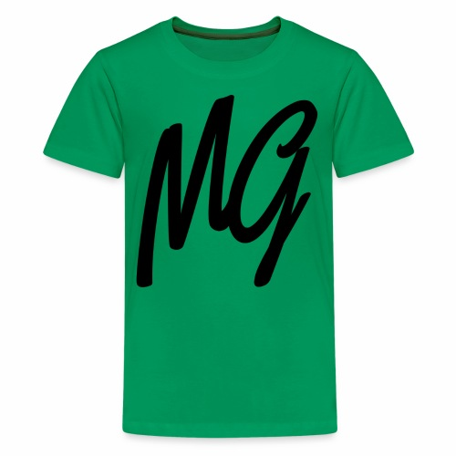 Marty's Garage - Kids' Premium T-Shirt
