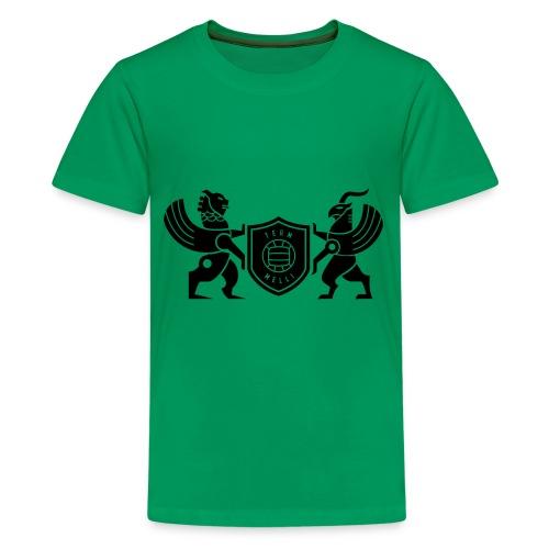 Iran lion & griffin - Kids' Premium T-Shirt
