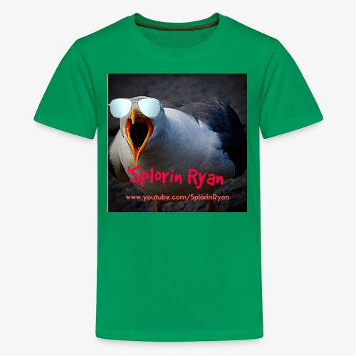 That Darn Seagull - Kids' Premium T-Shirt