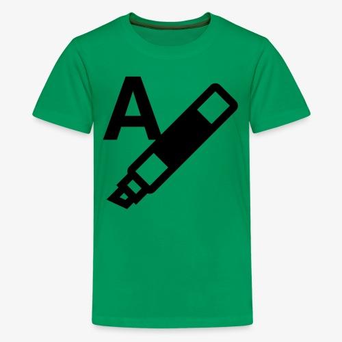 highlight text 9725fbfa6ecab13807d8513a8f59a9b5 - Kids' Premium T-Shirt