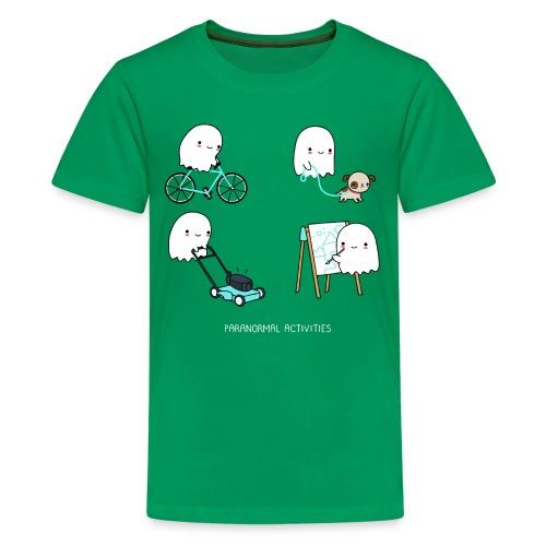 Paranormal activities - Kids' Premium T-Shirt