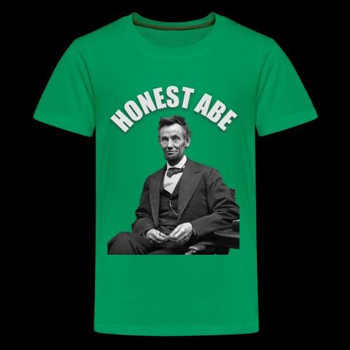 Honest Abe - Kids' Premium T-Shirt