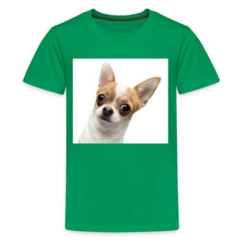 95B1CE1E 5A6E 4E11 A4B4 1D9376447F0A - Kids' Premium T-Shirt