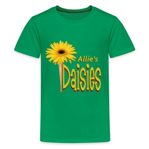 The Daisies Team Logo - Kids' Premium T-Shirt
