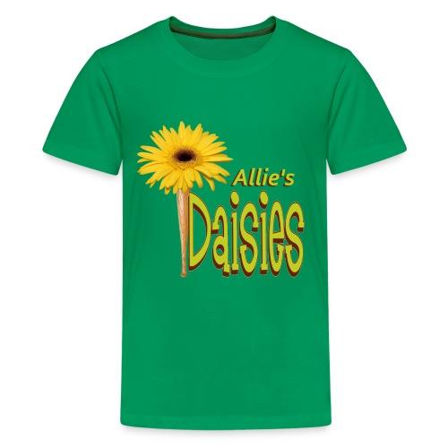 The Daisies Team Logo - Kids' Premium T-Shirt