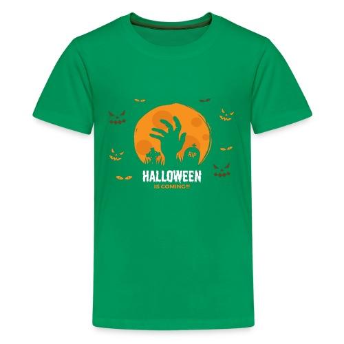Halloween is coming - Kids' Premium T-Shirt