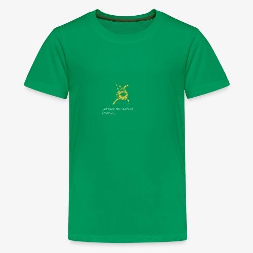 Spark of creation - Kids' Premium T-Shirt