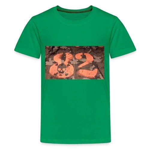 Cedrick joshkimberline - Kids' Premium T-Shirt