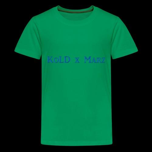 Marz Gamertag - Kids' Premium T-Shirt