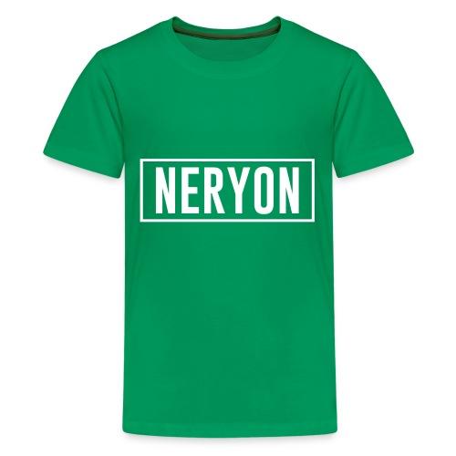 NERYON BORDER - Kids' Premium T-Shirt