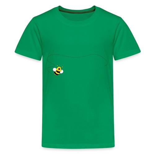 3 Sisters Flying Bee - Kids' Premium T-Shirt