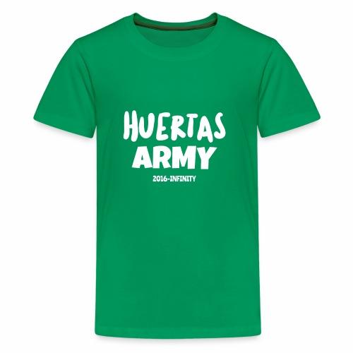 HUERTAS - Kids' Premium T-Shirt