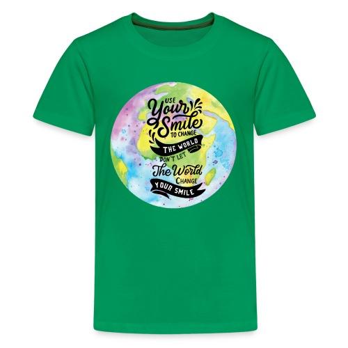 Use Your Smile - Kids' Premium T-Shirt