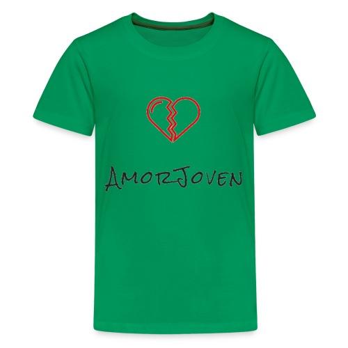 AmorJoven - Kids' Premium T-Shirt