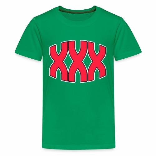Triple X - Kids' Premium T-Shirt
